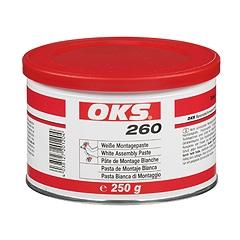 Pasta de montaj alba OKS 260