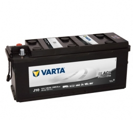 Promotive Black 12V 125/720