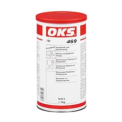 Lubrifiant pentru mase plastice si elastomeri OKS 469