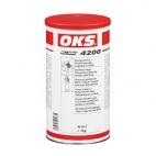 Unsoare sintetica de temperaturi inalte pentru lagare cu MoS2 OKS 4200